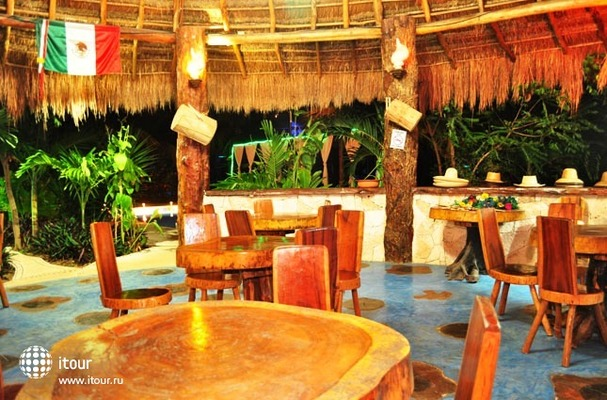 Green Tulum Cabanas & Gardens 10