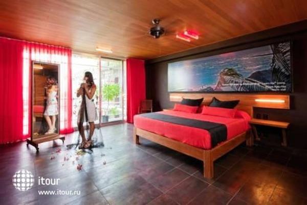 Reina Roja Hotel 5