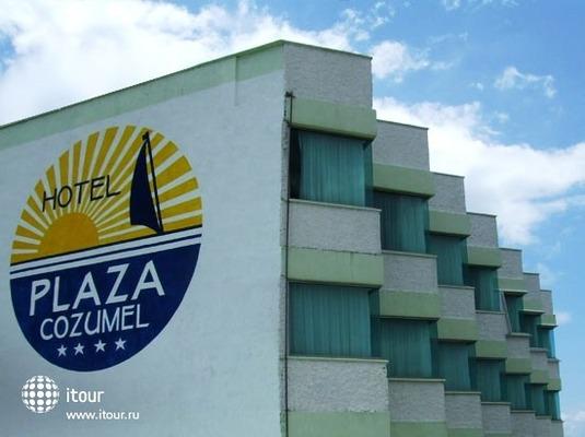 Plaza Cozumel 1