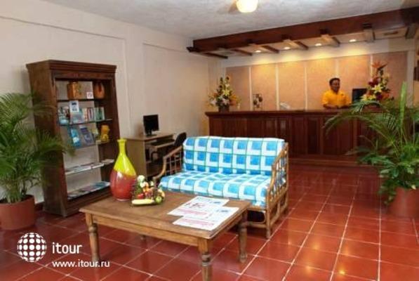 Suites Colonial 8