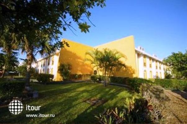Villa Arqueologica Coba 1
