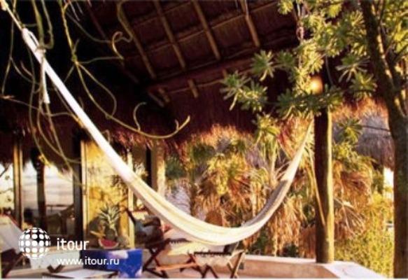 Hotel Eco Paraiso Xixim 4