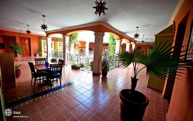 Casa San Angel 1