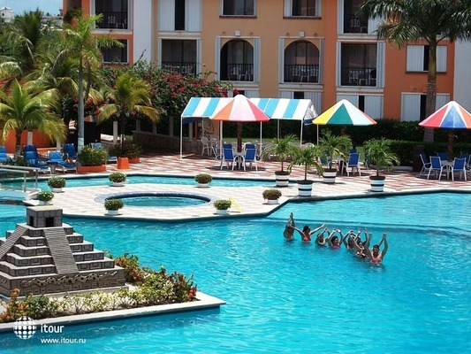 Hotel Cozumel & Resort 2