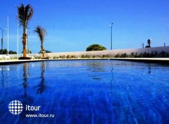 Holiday Inn Campeche 2