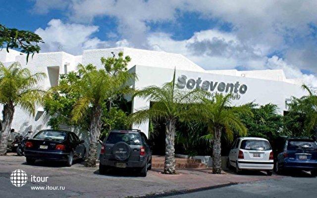 Sotavento Hotel & Yacht Club 1