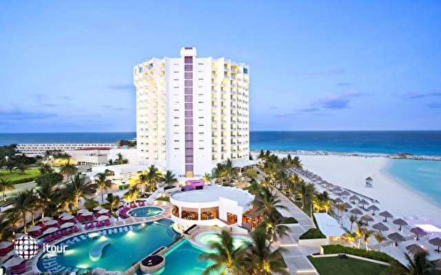 Krystal Grand Punta Cancun (ex. Hyatt Regency Cancun) 1