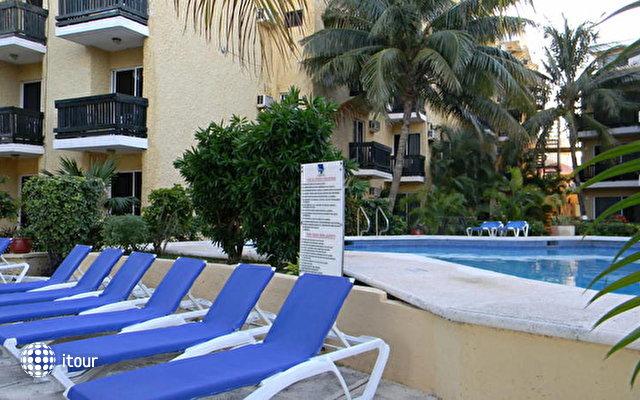 Laguna Inn Cancun Hotel 7