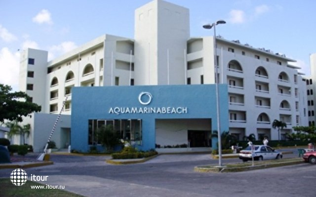Aquamarina Beach Hotel 1
