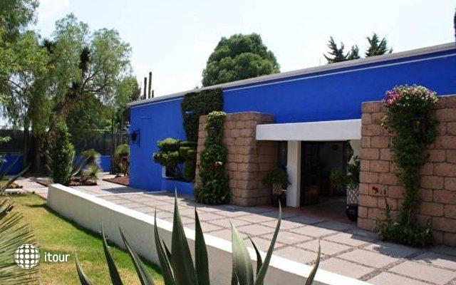 Villa Arqueologica Teotihuacan 1