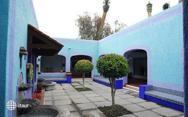 Villa Arqueologica Teotihuacan 10