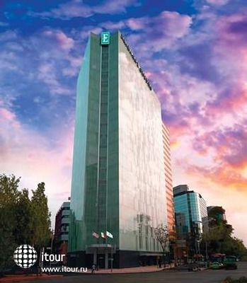 Embassy Suites Mexico City - Reforma 3