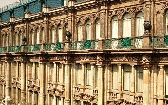 Gran Hotel Ciudad De Mexico 1