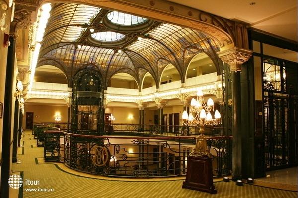Gran Hotel Ciudad De Mexico 9