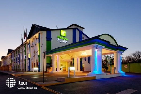 Holiday Inn Express Piedras Negras 2