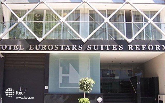 Eurostars Suites Reforma 2