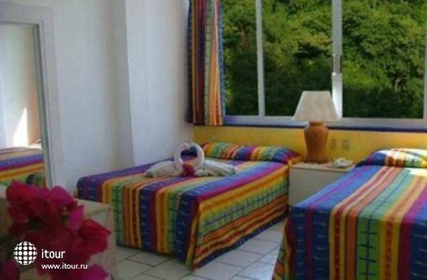 Acamar Acapulco Beach Resort 4
