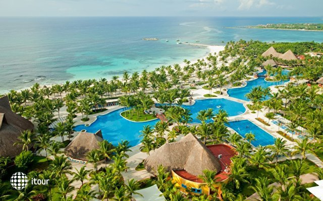 Barcelo Maya Colonial Beach & Barcelo Maya Tropical Beach 1