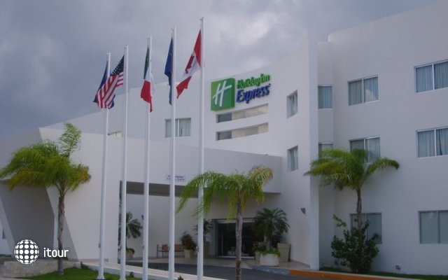 Holiday Inn Express Playacar Riviera Maya 1