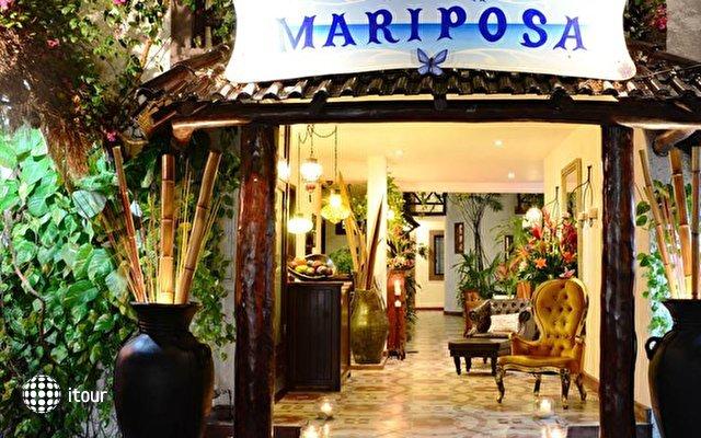 Posada Mariposa 1