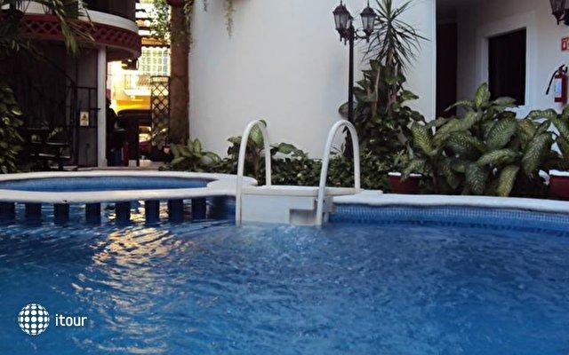 Maya Inn Playa Del Carmen 4