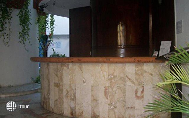 Maya Inn Playa Del Carmen 8