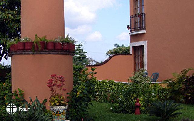 Hacienda San Miguel Hotel & Suites 4