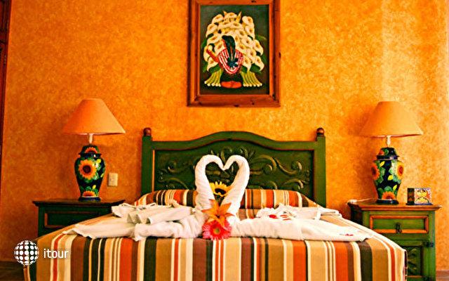 Hacienda San Miguel Hotel & Suites 5