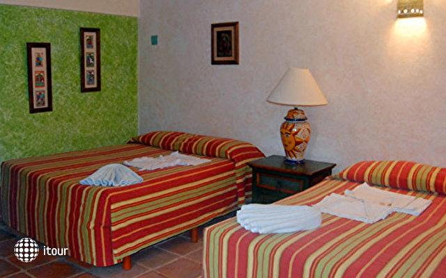 Hacienda San Miguel Hotel & Suites 2