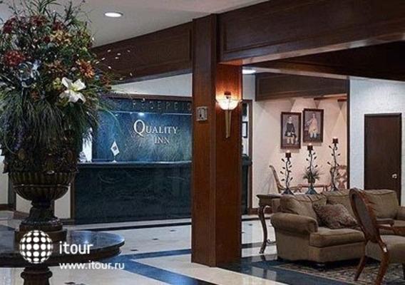 Quality Inn Chihuahua San Francisco 2
