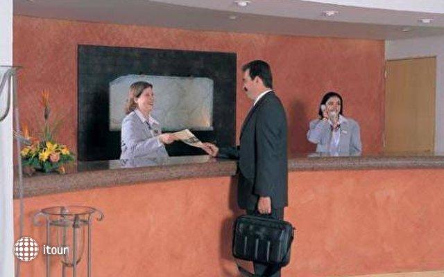 Aranzazu Plaza Kristal Hotel 2