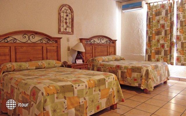 Hacienda Bugambilias Hotel 8