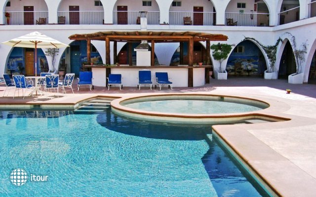 Hacienda Bugambilias Hotel 2