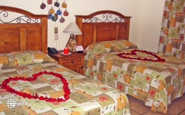 Hacienda Bugambilias Hotel 9