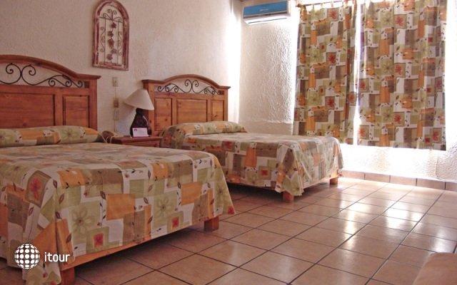 Hacienda Bugambilias Hotel 10