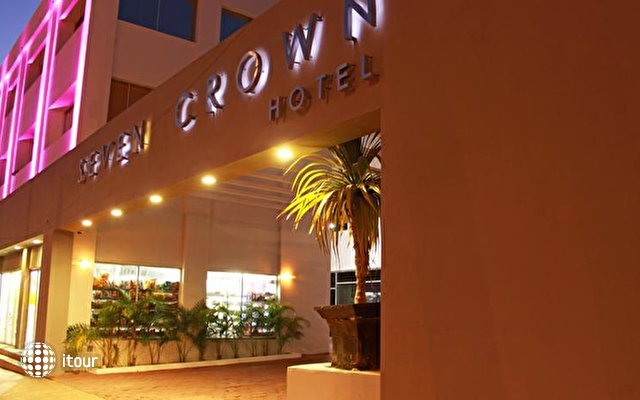 Seven Crown Los Cabos 1