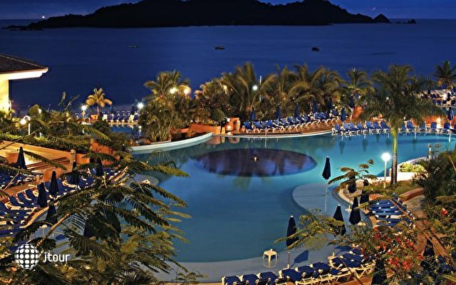Melia Azul Ixtapa All Inclusive Beach Resort & C. Center 8
