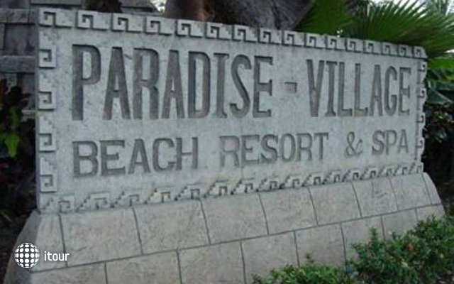 Paradise Village Beach Resort & Spa 9