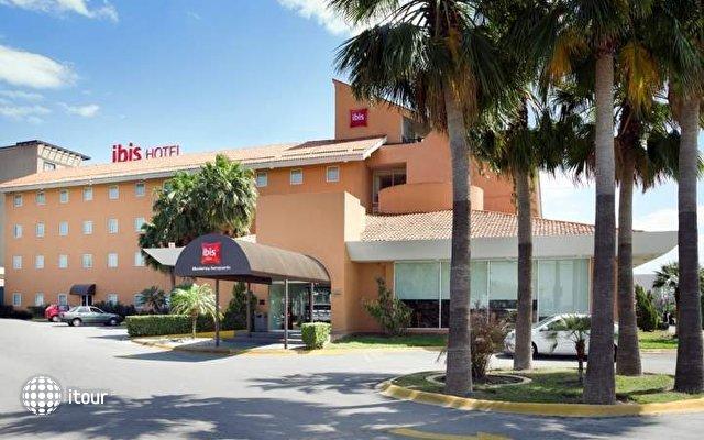 Ibis Monterrey Aeropuerto 1