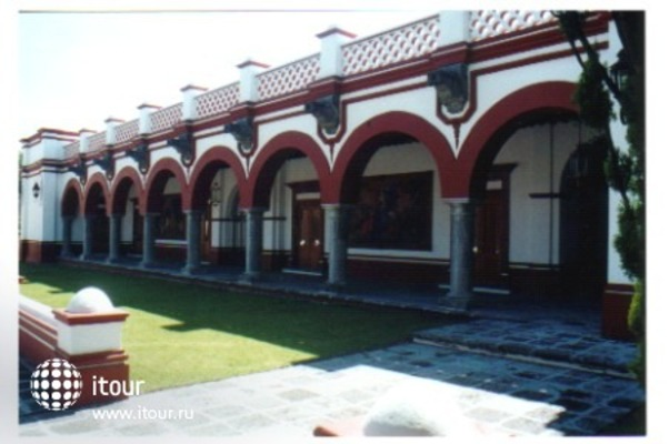 Hacienda La Venta 1