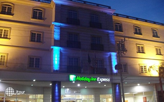 Holiday Inn Express Tampico 1