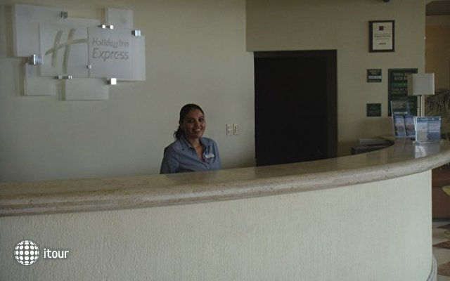 Holiday Inn Express Tampico 2