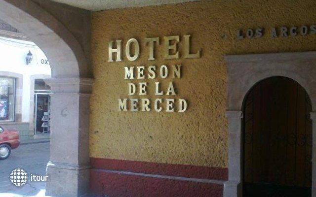 Meson De La Merced 1