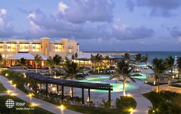 Nh Riviera Cancun Luxury Resort 1