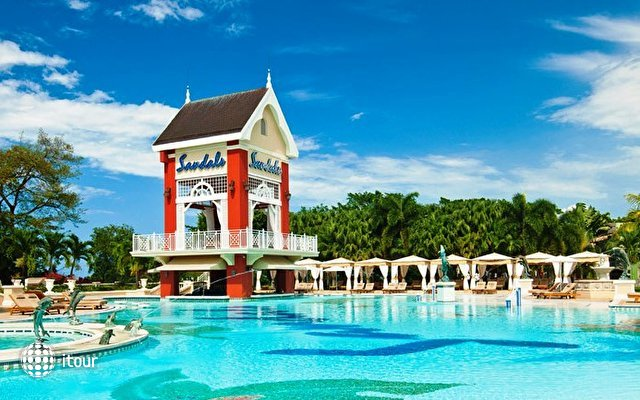 Sandals Grande Riviera Ocho Rios Beach & Villa Golf Resort 8
