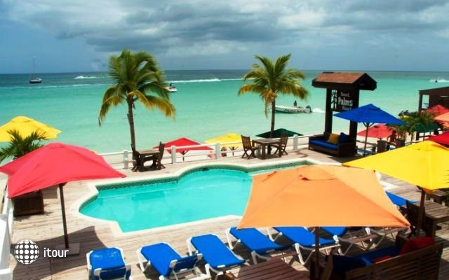 Negril Palm Beach 1