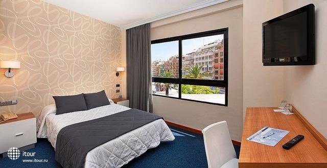 Бенидорм испания отель corona del mar алматы