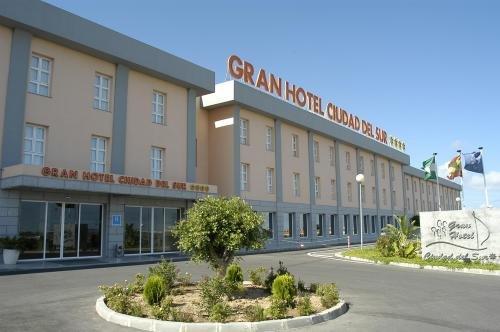Gran Hotel Ciudad Del Sur 8