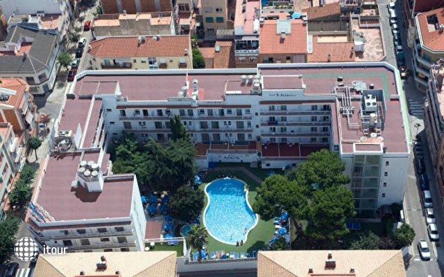 Hotel Balmes 1