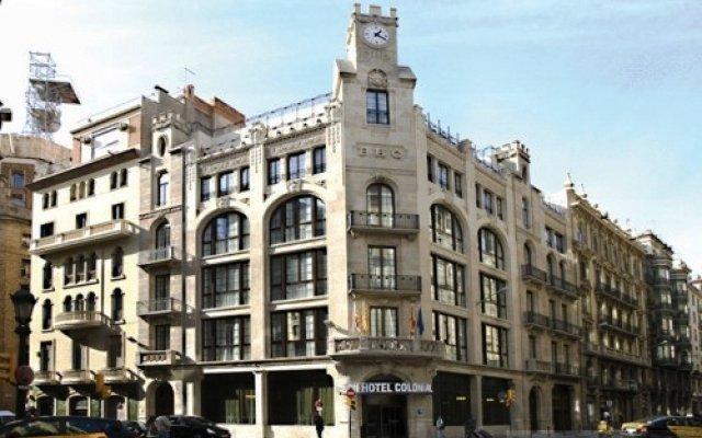 Barcelona Hotel Colonial 1